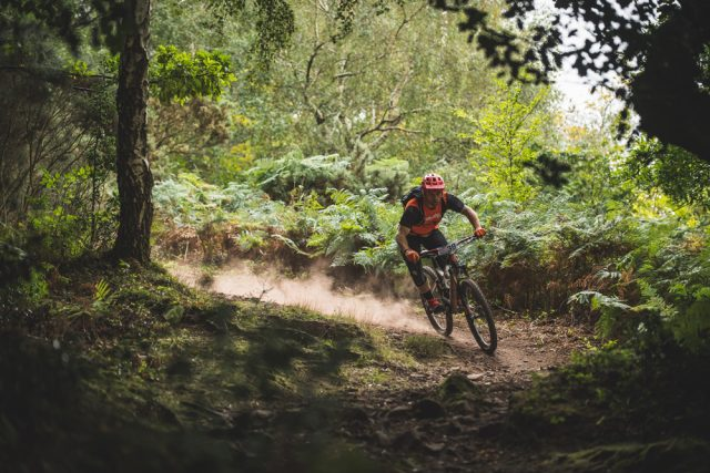 exmoor enduro trail dmr forest