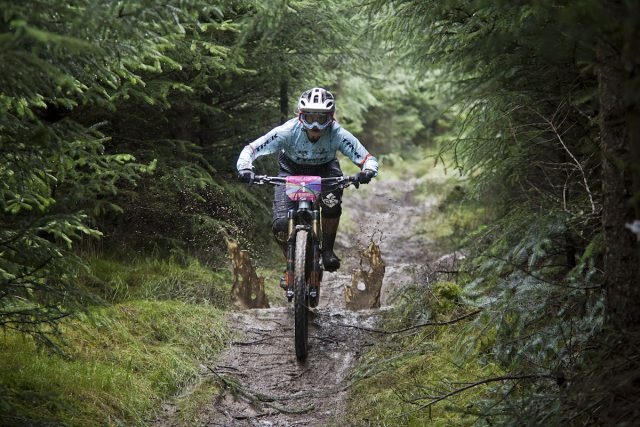 Caberston Forest MTB - Aussie Rules Trail - (the ... - YouTube