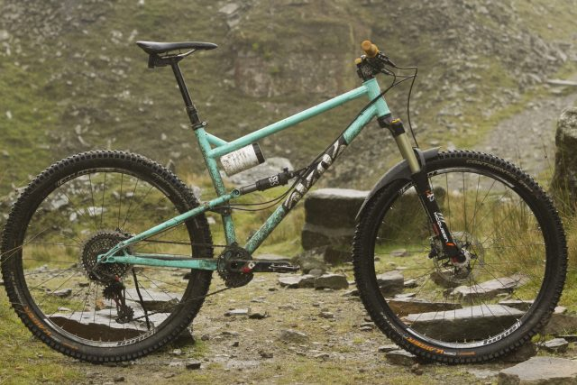 cotic flare max flaremax longterm test bike lee quarry james love x fusion