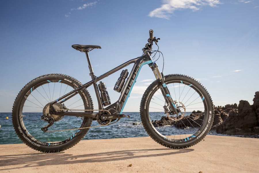 focus jam emtb ebike nice france rocky dry dusty pike rockshox steps shimano e8000 motor battery electronic pedal assist