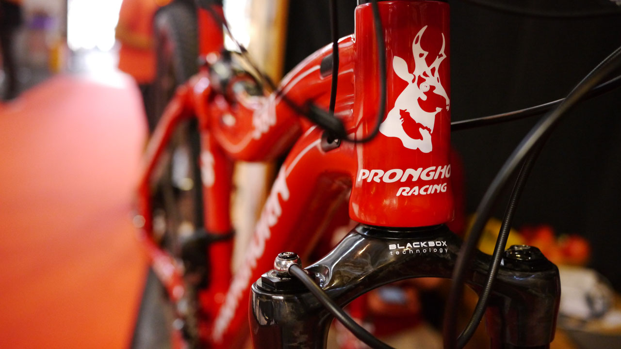 Eurobike 2016: Pronghorn Racing