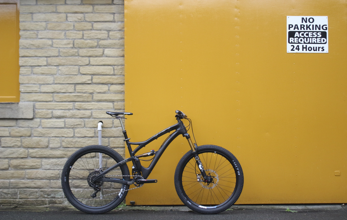 yeti sb5c forjenn jenn hill giveaway auction trp brakes fox suspension sram gx