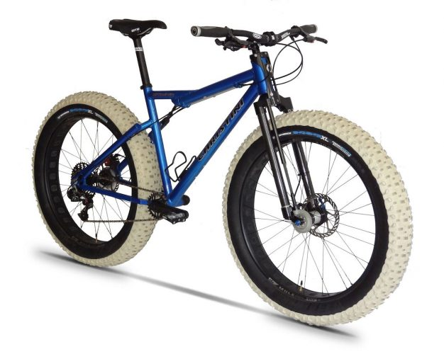christini awd 2wd fat bike fatbike snow expedition arctic gear sprocket