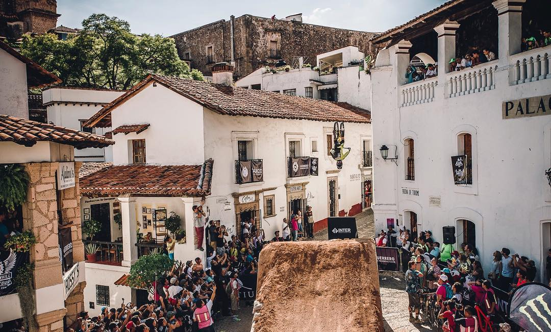 remy metailler taxco urban downhill