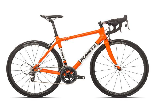 planet x on one hardtail road bike