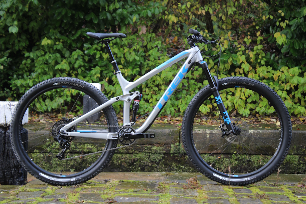 trek fuel ex 9 29 full suspension reaktiv fox 34 float bontrager dropper