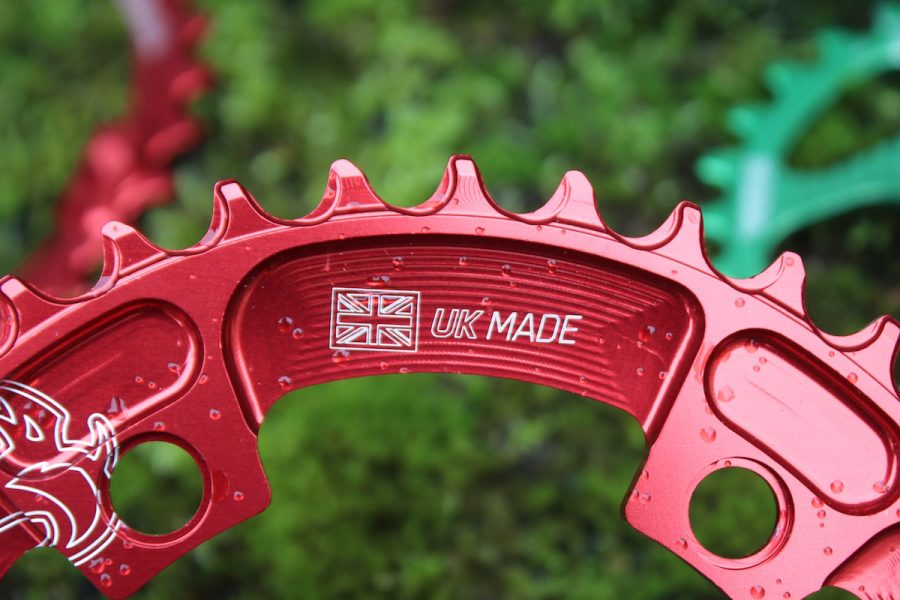 superstar components uk made 29in wheel wide rim alloy chainring oval pedals angleset headset bearing