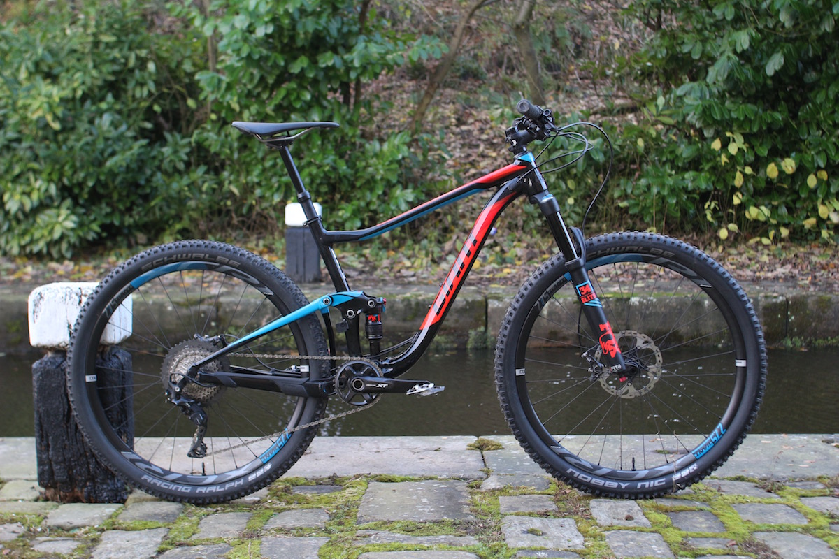 giant anthem fox 34 trunnion shimano 1x11 carbon alloy dropper