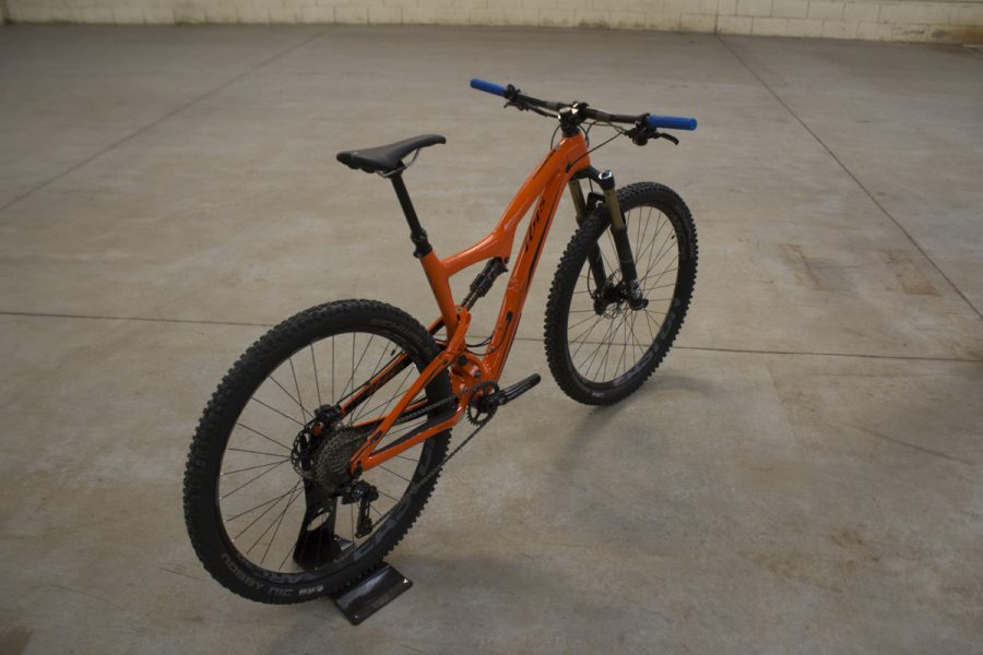 ibis ripley ls fox kashima carbon orange 29er
