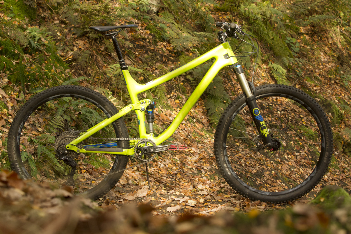 norco optic full suspension carbon 27.5 trail xc