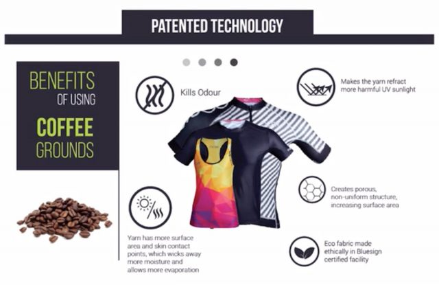 coffee frog clothing apparel lycra roadie road kickstarter