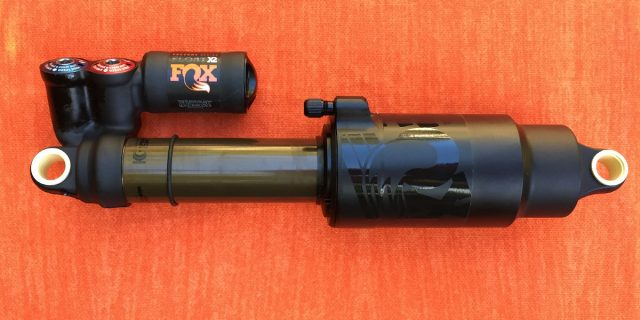 fox suspension recall float x2 piggyback