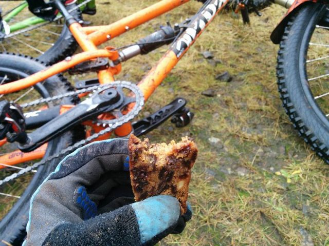 monday morning debrief riding xmas christmas food cake