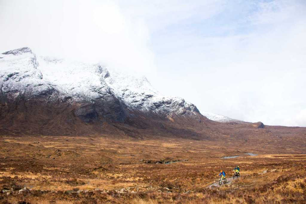 Glen Sligachan classic ride