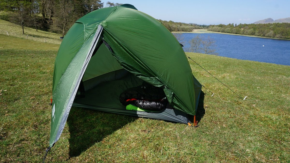 Review Alpkit Ordos 2 Tent For Fun With A Friend