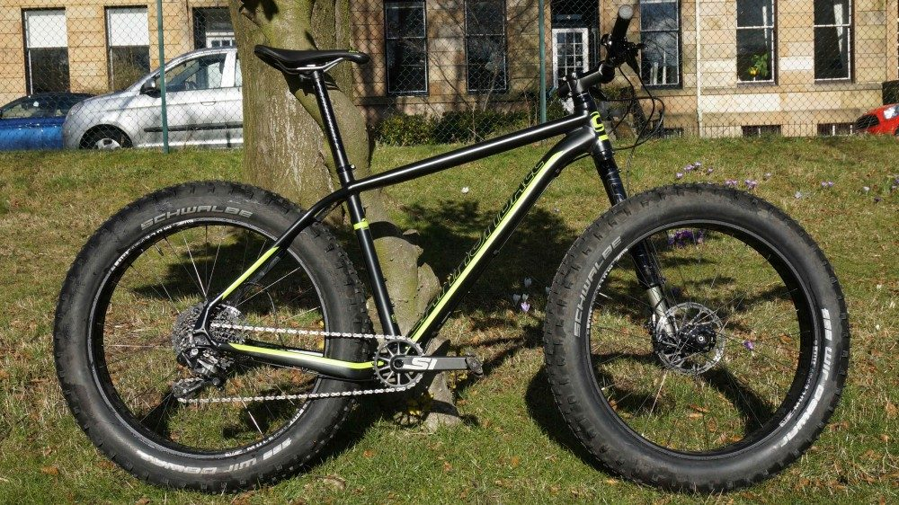 cannondale fat caad lefty