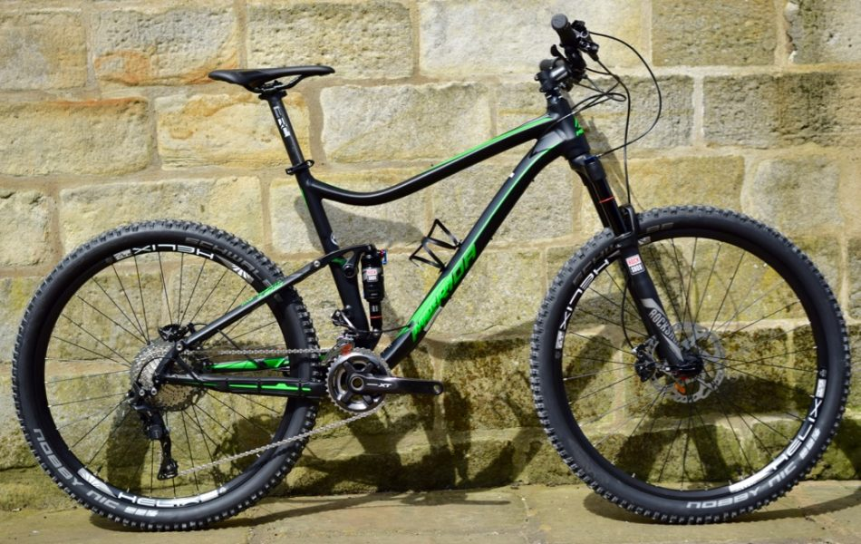 merida one twenty full suspension 27.5