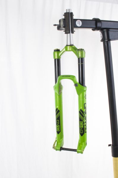 dvo suspension fork diamond 29er 29in green