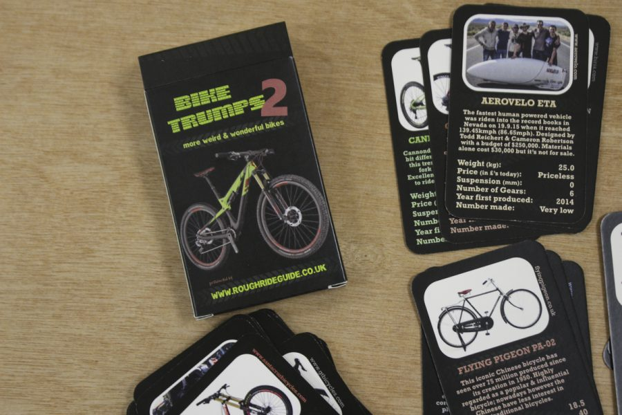 Bike Top Trumps