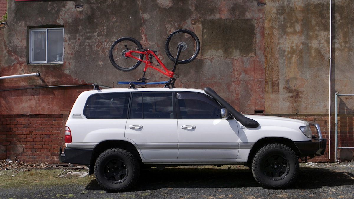 roof rack car