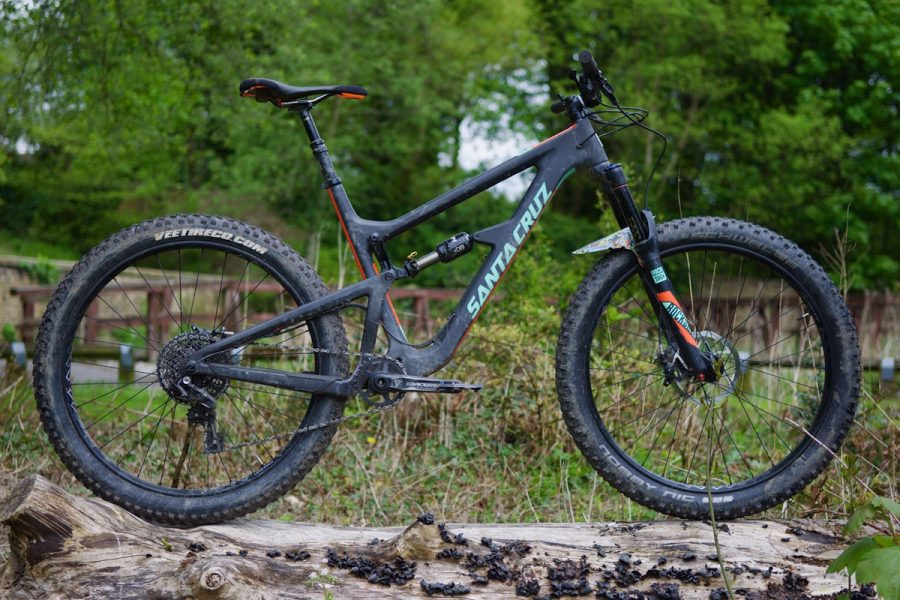 santa cruz hightower plus carbon 27.5