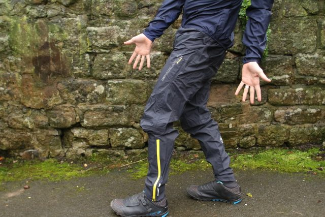 Endura waterproof trousers