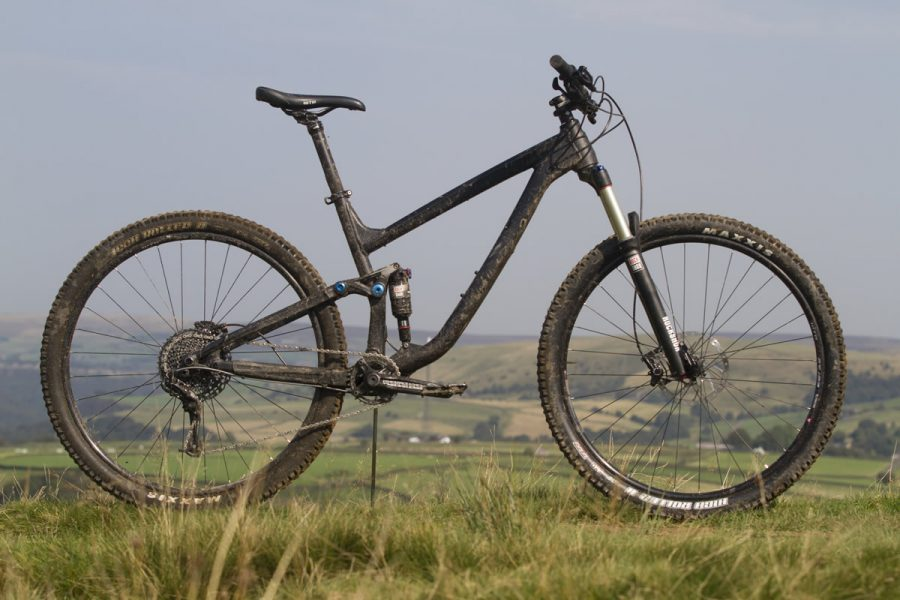 transition smuggler 29er full suspension