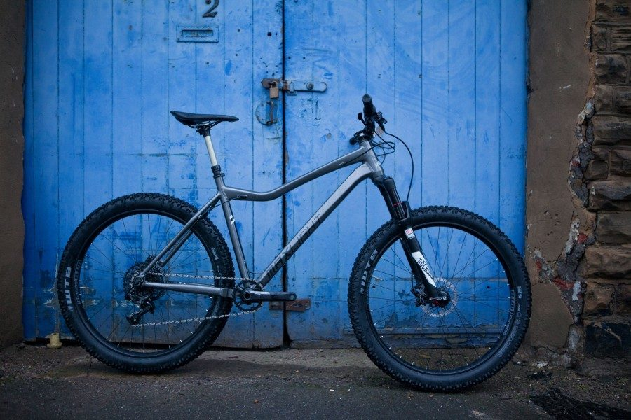 kinesis phase hardtail trail