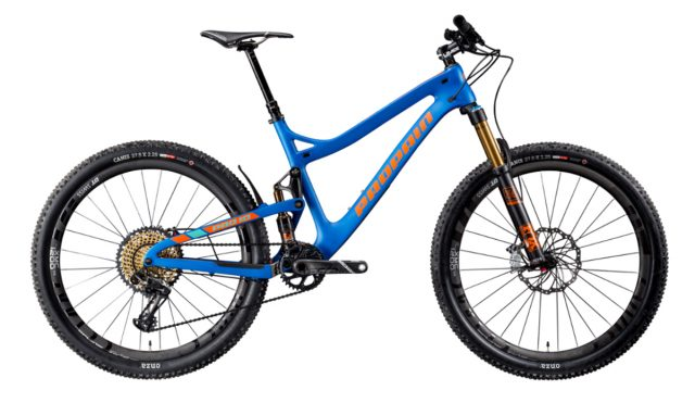 propain tyee am carbon fibre full suspension all mountain bike alloy