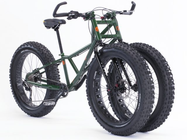 rangu double fat bike