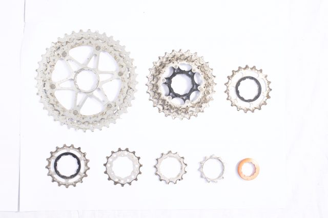 praxis works 10 speed wide range cassette drivetrain