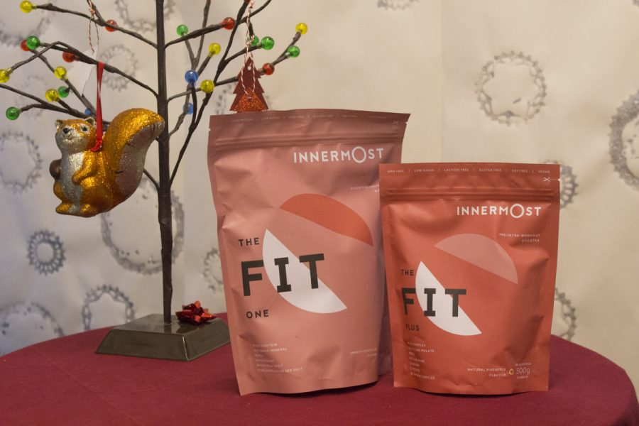 Innermost Pre Workout and Protein Powder