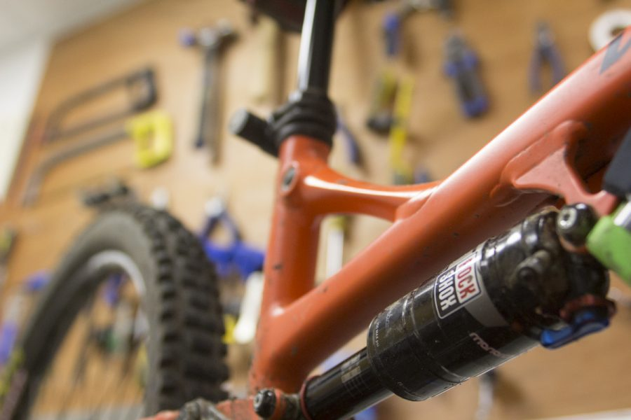 Let someone else do the jobs that never quite get done. What to give a cyclist