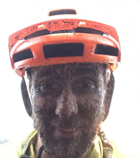 tom hill muddy face mud