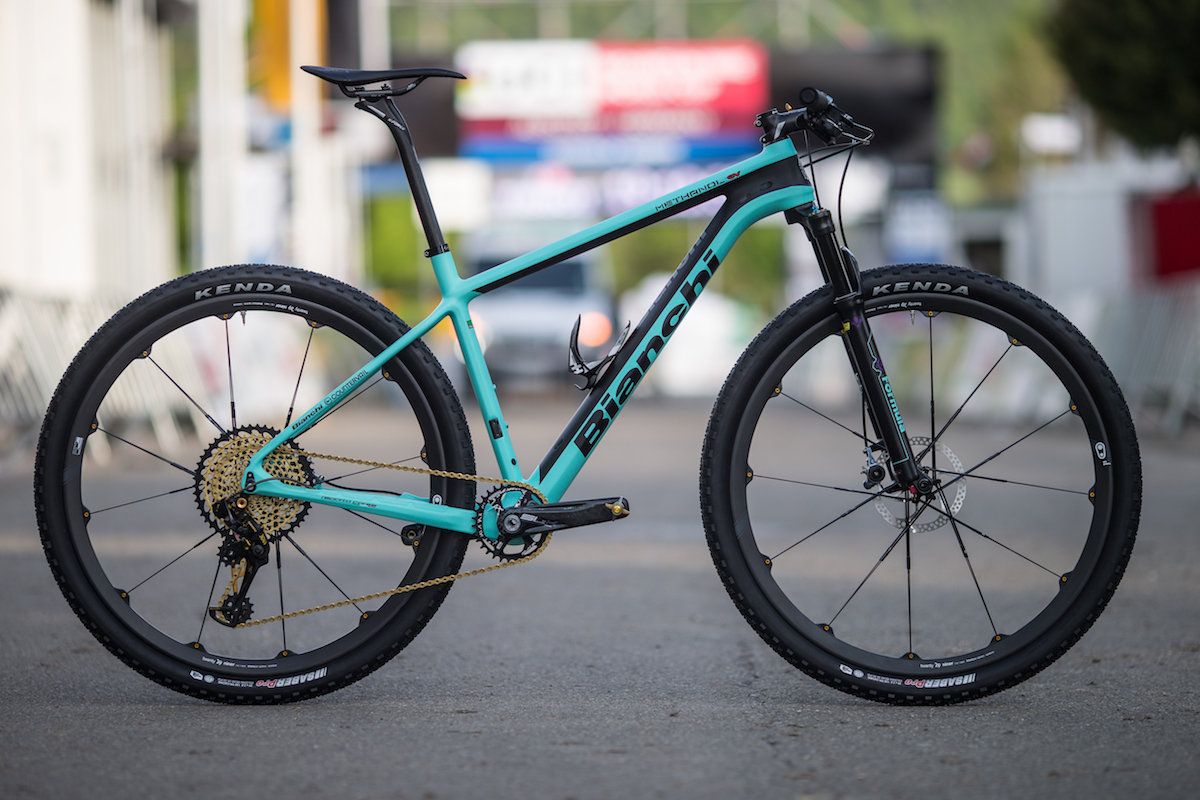 Fontana Signs To Team Bianchi Countervail – Singletrack Magazine