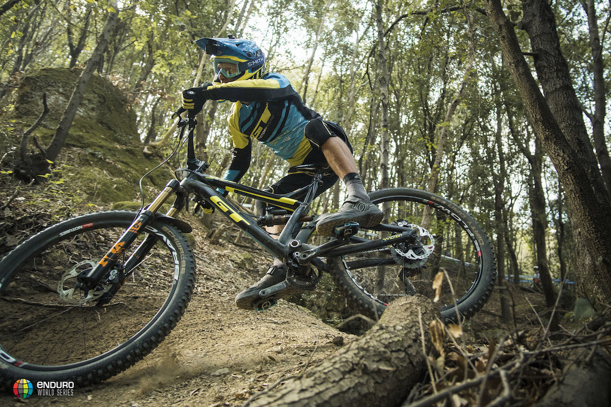 enduro world series ews mountain bike racing