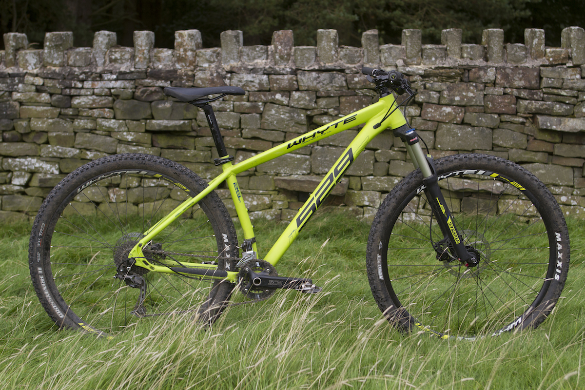 whyte 529 hardtail 29er 29in issue 110