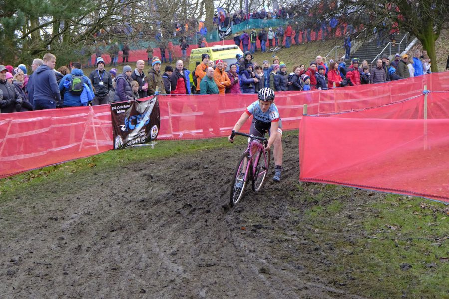 tracy mosely cyclocross race