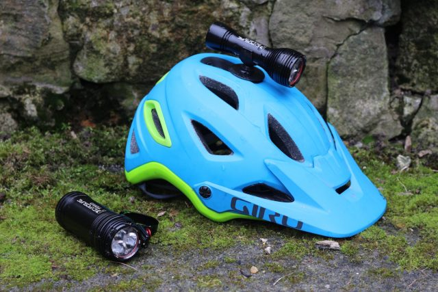 exposure led light diablo toro helmet handlebar