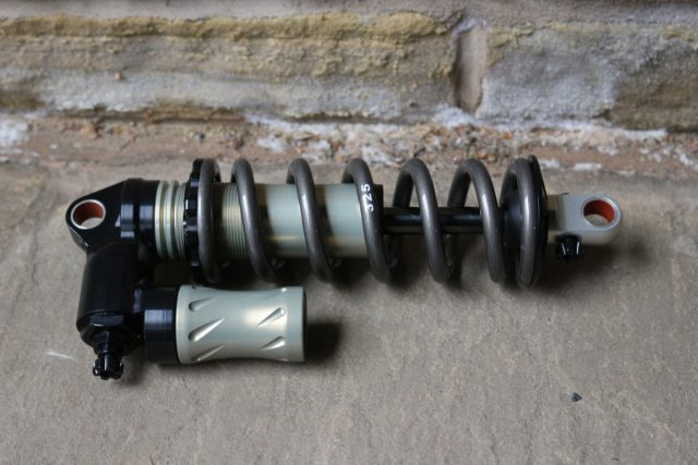 Fast suspension Holy Grail Aaron's Bikes