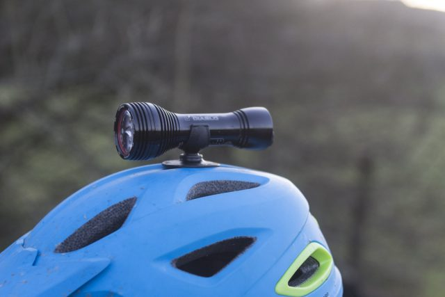 exposure diablo toro mk8 light led helmet handlebar uk made