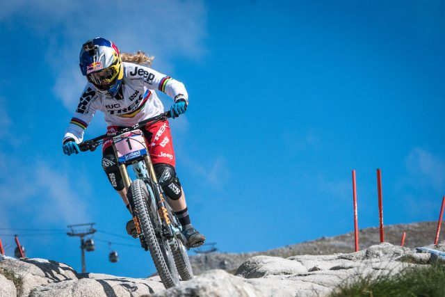 trek factory racing world cup uci enduro downhill ews emily batty anton cooper rachel gee atherton affy casey brown katy winton
