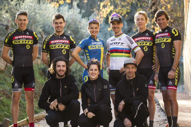 scott sports nino schurter jenny rissveds sram world cup xco
