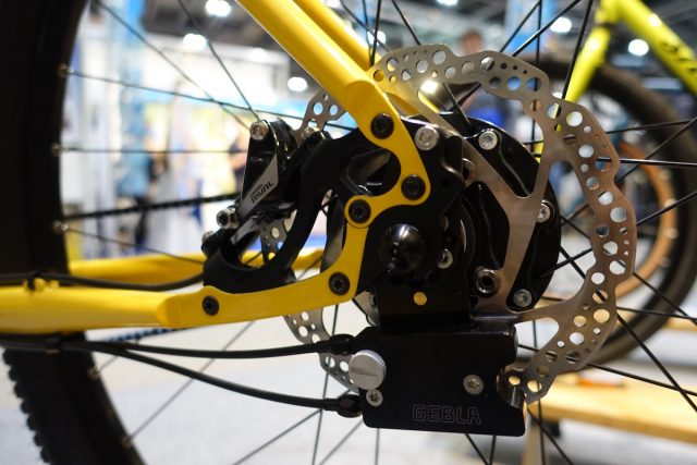 shand cycles london bike show drop bar rohloff belt drive gearbox steel
