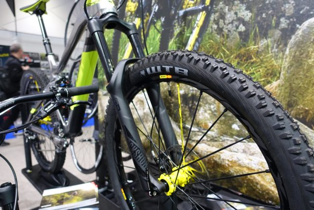 vitus full suspension london bike show chain reaction