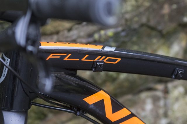 norco fluid 7.3 full suspension budget cheap tektro