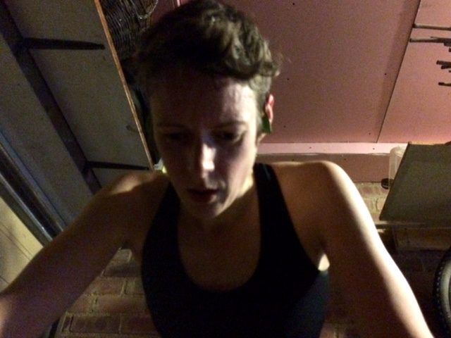 turbo sweat training Hannah