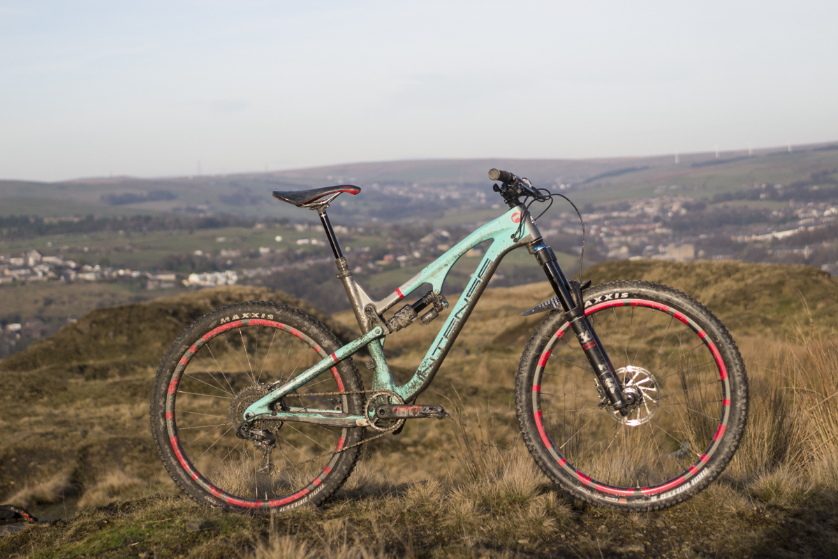 intense recluse carbon 27.5 enduro trail wil