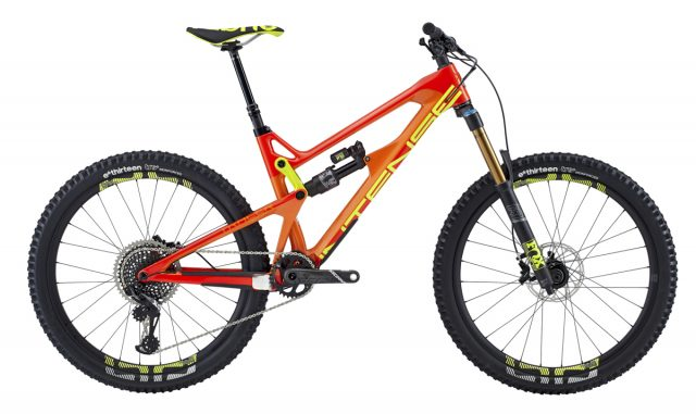 2017 Intense Tracer Elite Red
