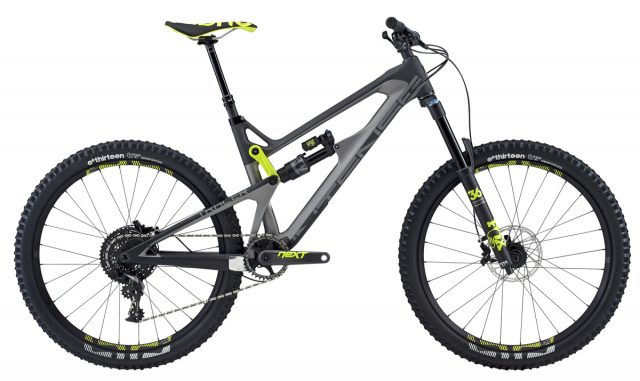 2017 Intense Tracer Pro Grey
